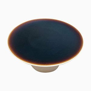 Ott Another Paradigmatic Handgemachter Keramik Teller von Studio Yoon Seok-Hyeon