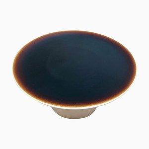 Ott Another Paradigmatic Handmade Ceramic High-Plate from Studio Yoon Seok-Hyeon