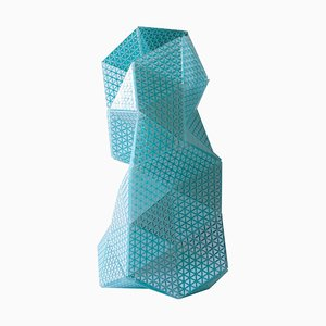 Handgemachte Touch-Me 1.0 Murano Glasvase von Matteo Silverio