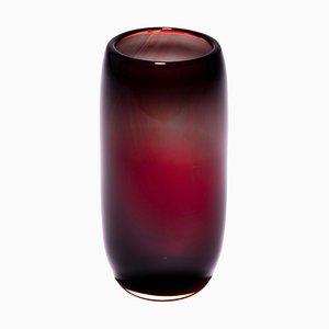 Raccolta in vetro di rame rosso di Melissa Sarapu