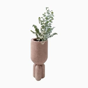 Planter Clay Vase von Lisa Allegra