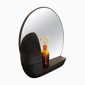 Massiver Spiegel von Charlotte Besson-Oberlin