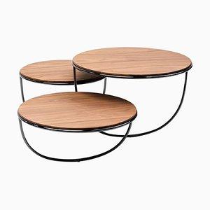 Tavolino Trio di Nendo