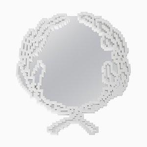 Specchio da parete Emblema di Michele Chiossi