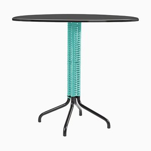 Mint Cielo Bistro Table by Sebastian Herkner
