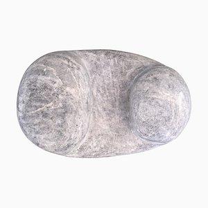 Marmor Naxian Marmor Skulptur von Tom Von Kaenel