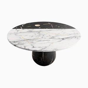 Mesa Stilla de mármol de Marmi Serafini