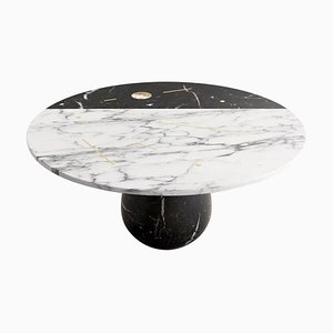 Stilla Marble Table by Marmi Serafini