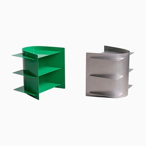 Tables d'Appoint Tension par Paul Coenen, Set de 2