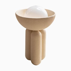 Lámpara Half Sphere de Lisa Allegra