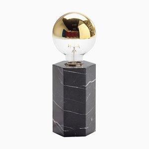 Lámpara Hexagonal en negro de Joseph Vila Capdevila