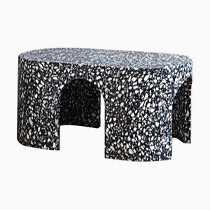 Table Basse Loggia Terrazzo par Matteo Leorato