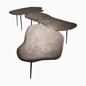 Varenna Table Trio by Studio Emblematic