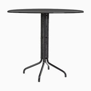 Table de Bistrot Cielo Noire par Sebastian Herkner