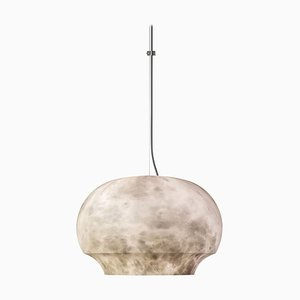 Lampe à Suspension Alabaster Celine par Atelier Alain Ellouz