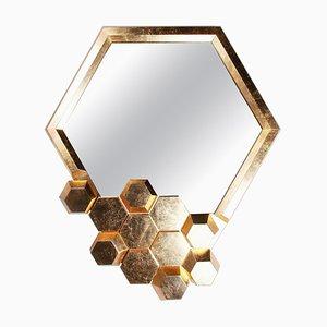 Specchio da parete Honeycomb Limited Edition di Royal Stranger