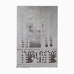 00.03 Hand Knotted Rug by Laroque Studio