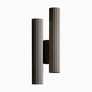 Lustrin Double Wall Lamp by Luce Tu