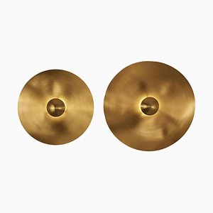 Saturne Wall Lamps by Mydriaz, Set of 2