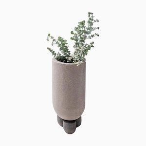 Planter Clay Vase by Lisa Allegra