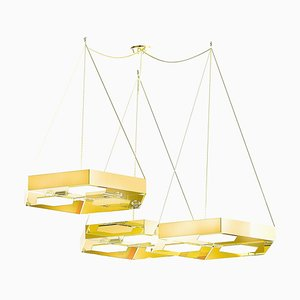 Honeybee Ensemble of Ceiling Lamps by Royal Stranger
