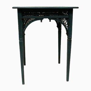 Edwardian Painted Mahogany Tea Table / Side Table, 1901