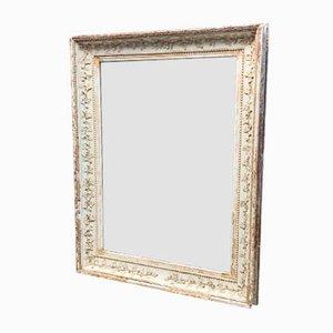 Antiker Französischer Dekorativer Spiegel