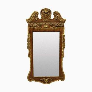 Specchio Giorgio II in noce e dorato, anni '30