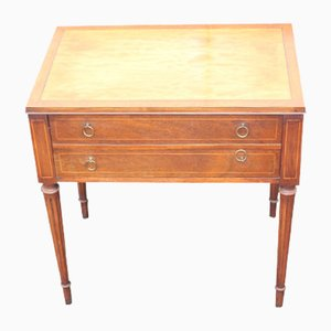 Antique Mahogany Side Table, 1900s