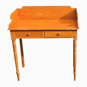 Antique Pine Side Table, 1900s