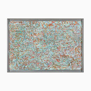 20th-Century, Abstract Screenprint, Dieter Roth, Piccadilly