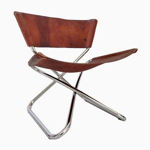Chaise Pliante Z-Down par Erik Magnussen pour Torben Ørskov, 1960s