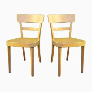 Dining Chairs, 1950s, Set of 2