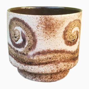 Ceramic Planter, 1970s