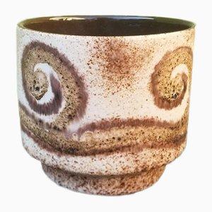 Vaso in ceramica, anni '70