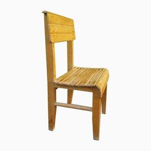 Scandinavian Children's Chair, 1950s