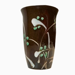 Art Nouveau Ceramic Vase from Danico, 1920s