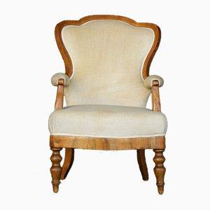 Antique Baroque Armchair