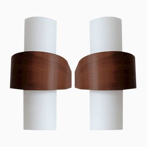 NX40 Sconces by Louis C. Kalff for Philips, 1960s, Set of 2