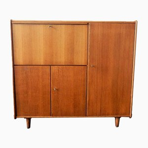 Vintage Oak CE09 Cabinet by Cees Braakman for Pastoe, 1950s