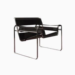 B3 Sessel von Marcel Breuer für Gavina, 1960er