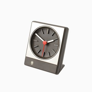 German Desk Clock from Aachen, 1970s