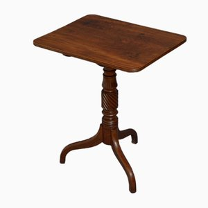 Regency Mahogany Tilt-Top Table