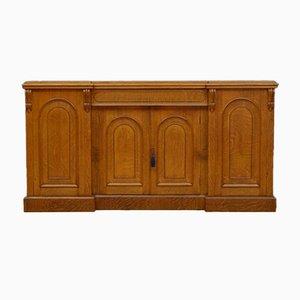 Viktorianisches Eichenholz Sideboard