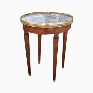 Vintage Low Pedestal Table