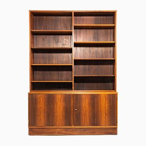 Brazilian Rosewood Cabinet by Carlo Jensen for Hundevad & Co., 1960s