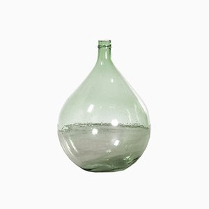 Large Vintage French Model 957.1 Glass Demijohn