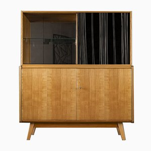 Mid-Century Cupboard by Bohumil Landsman for Jitona, 1960s