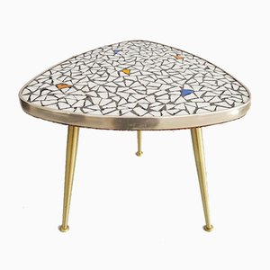 Mosaiktisch, 1960er