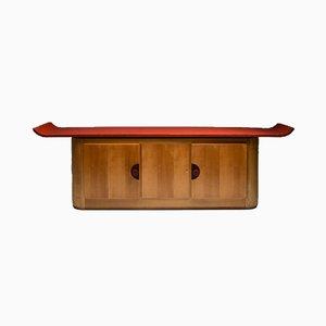 Modernistisches Vintage Sideboard im Royère Stil